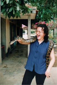 Ang with python in Vietnam