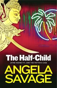 The Half-Child cover