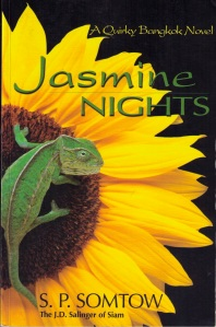 Jasmine Nights cover