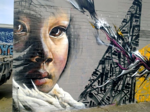 Adnate grafitti