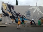 Adnate & the AWOL Crew at work
