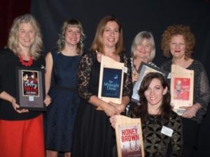 Davitt Award winners. Photo: Carmel Shute.