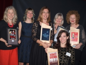 Davitt Award winners. Photo: Carmel Shute.