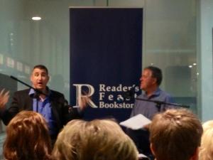 Dan Mori & Russ Radcliffe