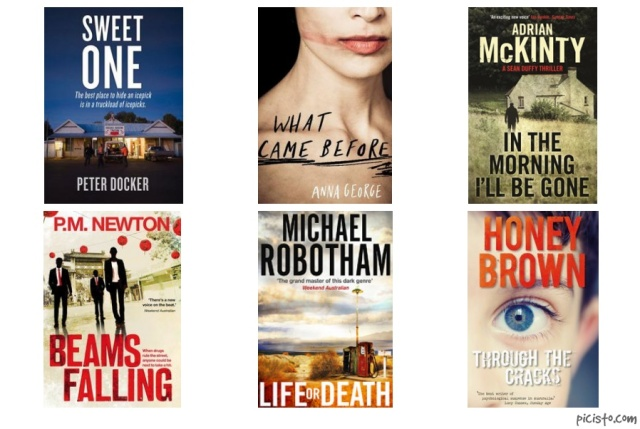 Top Crime Reads 2014