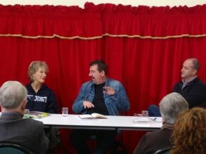 Gabrielle Lord, Andrew Nette & Derek Pedley