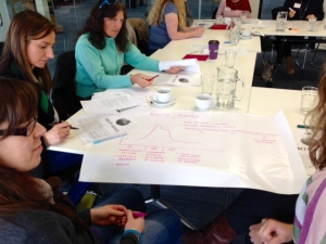 Putting the 'work' into workshop: Geelong Writers Inc.