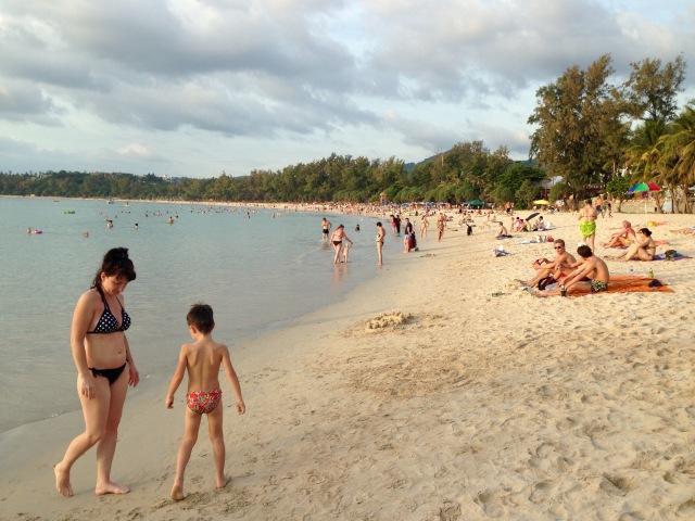 Kata Beach, aka Little Odessa