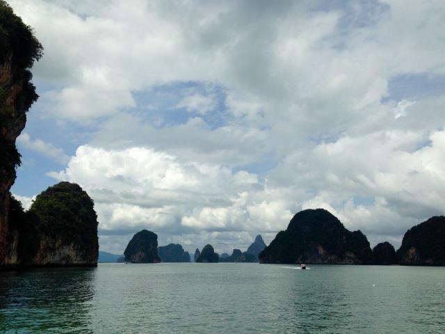 Stunning Phang-Nga Bay