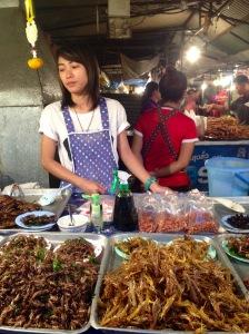 Local delicacies, Sisaket Evening Market